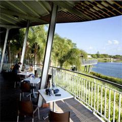 The Restaurant & Café on the Lagoon Image