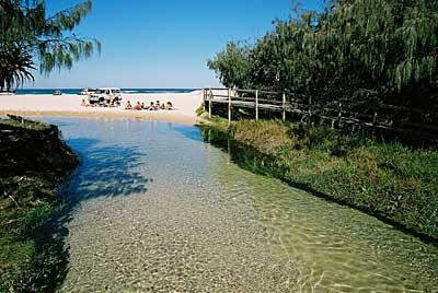Australia Fraser Island Escape Image