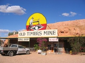 Old Timers Mine Museum Tour Image