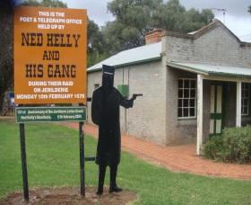 Ned Kelly Raid Trail of 1879 Jerilderie Image