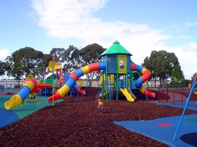 Millicent Mega Playground in The Domain Image