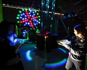 Zone Laser Tag Albury Image