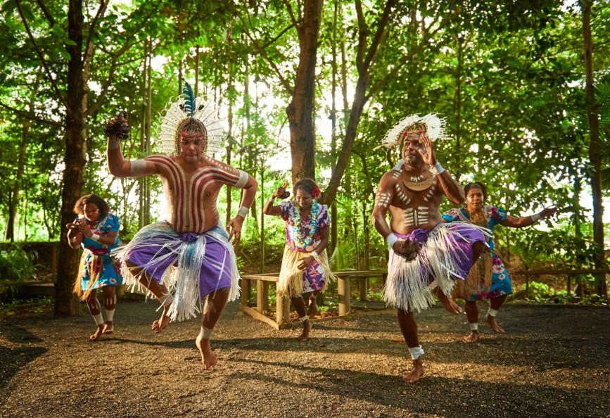 Tjapukai Aboriginal Cultural Park Image