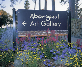 Aboriginal Art Galleries Image