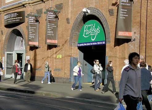 Sydney's Paddy's Markets Image