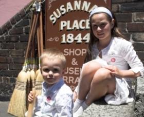 Susannah Place Museum Image