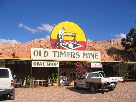 The Old Timers Mine Image