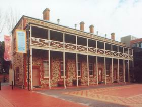 Migration Museum Image