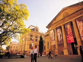 Art Gallery Of South Australia Image