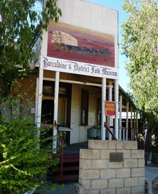 Barcaldine and District Museum Image
