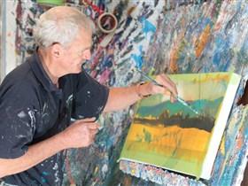 Sheps Studio art gallery Image