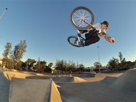 Sensational Skate Park Image