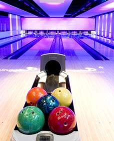 Kingpin Bowling Lounge Image