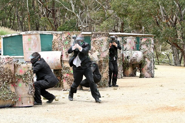 Paintball Sports Image