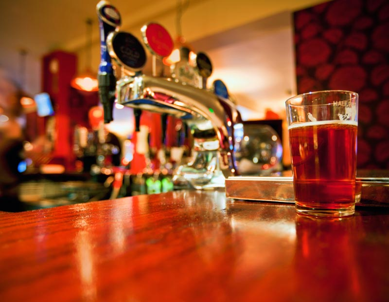 Greek Taverna Image