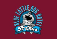 Blue Cattle Dog Hotel Logo