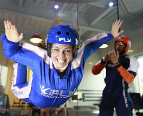 iFly Indoor Skydiving Image