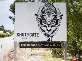 Shut The Gate Winery and Cellar Door Image