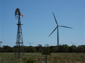 Wattle Point Wind Farm Image