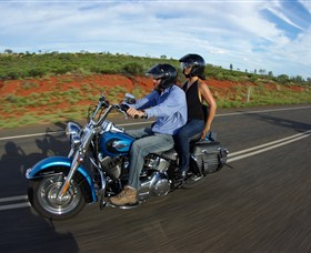 Uluru Express and Motorcycle Tours Image