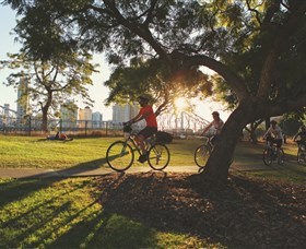 Brisbane By Bicycle Image