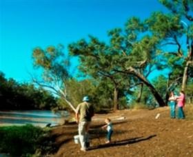 Charleville - Dillalah Warrego River Fishing Spot Image