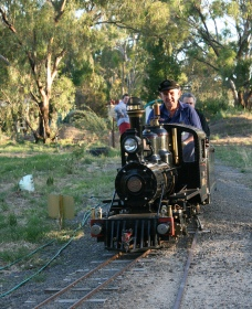 Jerilderie Steam Rail Image