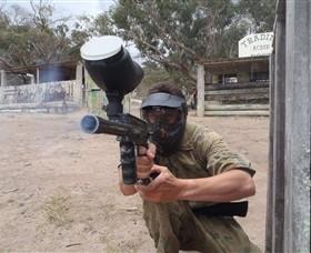 Hot Shots Paintball Skirmish Image