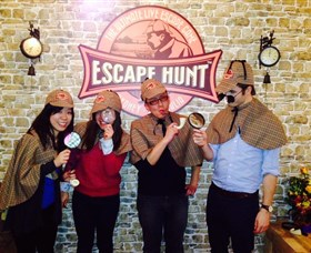 The Escape Hunt Experience Sydney Image