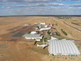 Longreach Airport Image