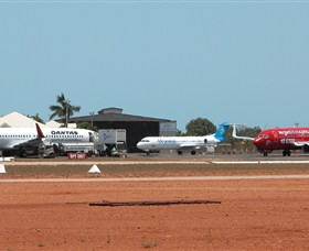 Broome International Airport Image
