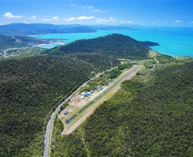 Whitsunday Airport Image