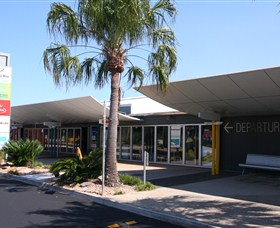 Hervey Bay (Fraser Coast) Airport Image