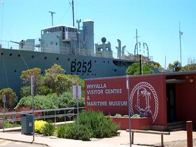 Whyalla Visitor Information Centre Image