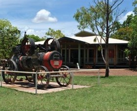 Halls Creek Visitor Centre Image