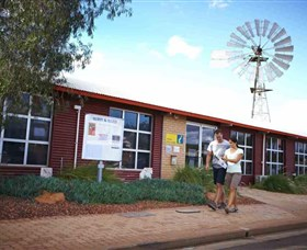 Quilpie Visitor Information Centre, Museum and Gallery Image