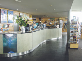 Mount Lofty Summit Visitor Information Outlet Image