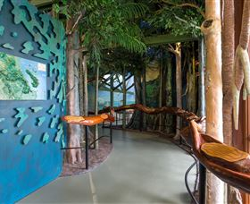 Cardwell Rainforest and Reef Visitor Information Centre Image