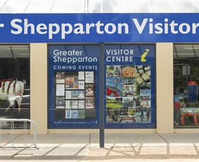 Greater Shepparton Visitor Centre Image