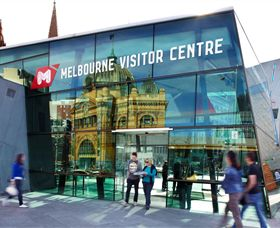 Melbourne Visitor Centre Image