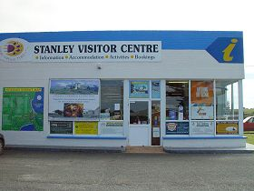 Stanley Visitor Centre Image