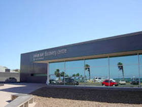 Shark Bay World Heritage Discovery and Visitor Centre Image