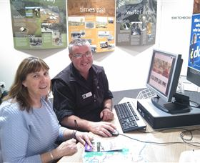 Great Western Tiers Visitor Centre Image