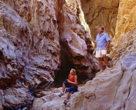 Redbank Gorge Image