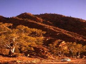 Brachina Gorge Geological Trail Image