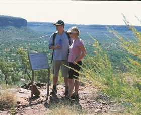 Escarpment Walk Image