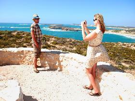 West Cape Lookout Image