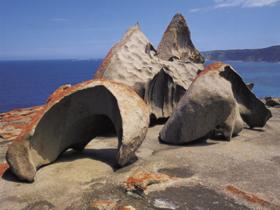 Remarkable Rocks, Flinders Chase National Park Image