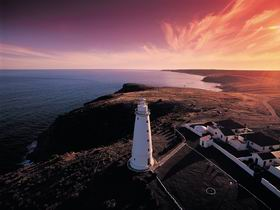 Cape Willoughby Lightstation - Cape Willoughby Conservation Park Image