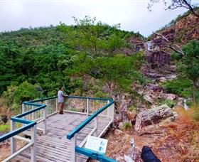 Jourama Falls, Paluma Range National Park Image